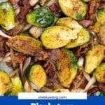 Blackstone Bacon Brussel Sprouts